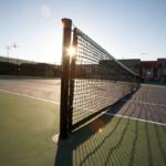 UNLV Tennis court